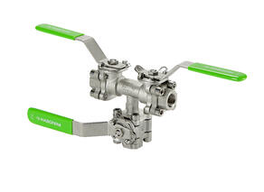 Habonim's Dual-Safe (DBB) valves