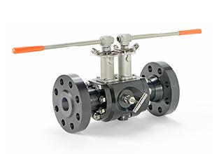 Dual-Safe (DB&B) valves