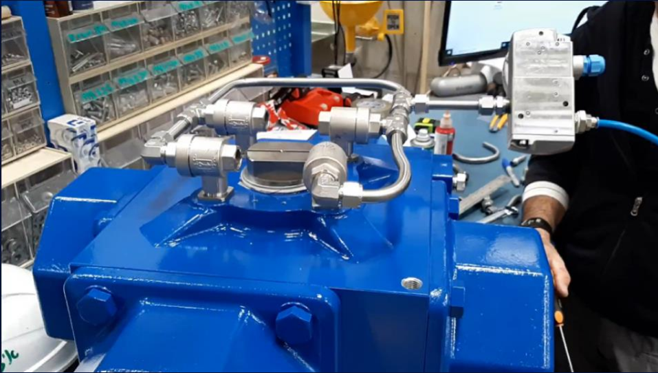 high-torque valves