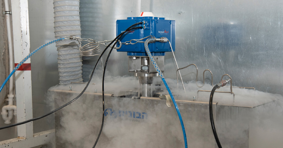 Overcoming the Challenges of High-Pressure Cryogenic Valves